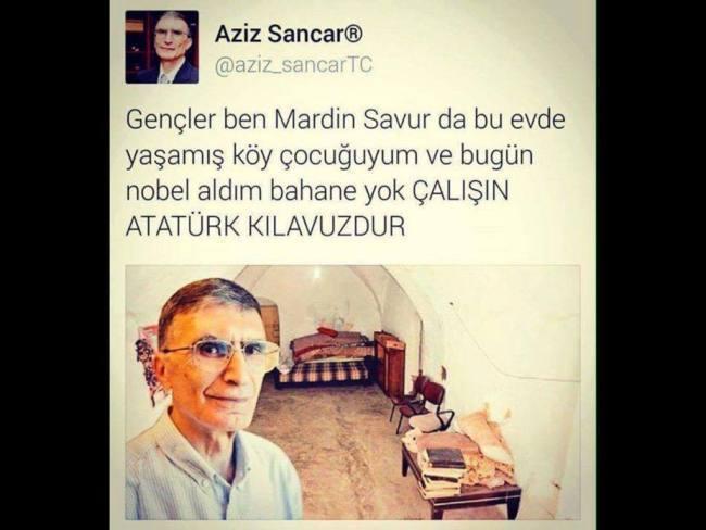 aziz-sancar
