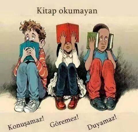 Türkiye'de okuma oranı yüzde 0,01.. E, böyle bir topluluğu kandırmak kolay  ki - Arka Güverte