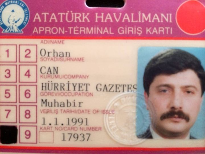 Orhan Can