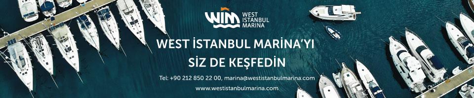 WEST İSTANBUL MARİNA
