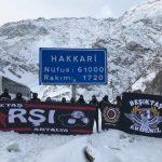 Hakkari -Beşiktaş 2