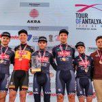 Antalya bisiklet turu 2