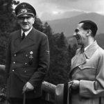 Hitler ve Goebbels