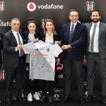 Beşiktaş Kadın Futbol takimi – Vodafone 2